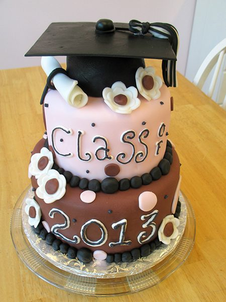 Graduation Cakes Connie S Cakes Llc