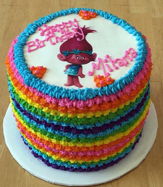 Birthday Cakes Connies Cakes Llc