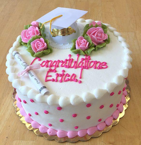 Graduation Cakes Connies Cakes Llc