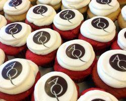Aquinas College cupcakes