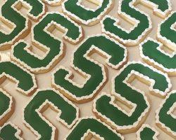 Spartan cookies